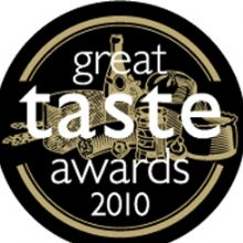 Celebrating Great Taste Awards 2010 Accolade